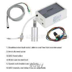 1 Kit Dental Built-in Brushless LED Mini Electric Micro Motor C-PUMA(INT)
