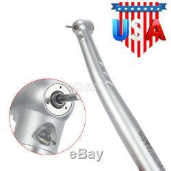 10 X NSK PANA MAX Style Dental E-generator LED 3 Way High Speed handpiece 4 Hole