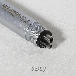 100 PCS Dental LED E-generator Handpiece 4-Holes PDM