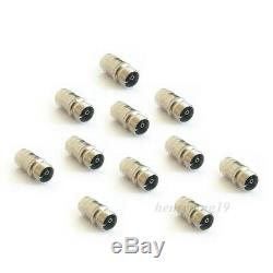 100Pcs Dental High Speed Handpiece Turbine Adapter Holes Changer 4 to 2 Hole