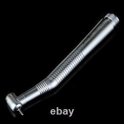 10PCS NSK Style Dental Standard Head High Speed Handpiece Push Button 2 Holes UK