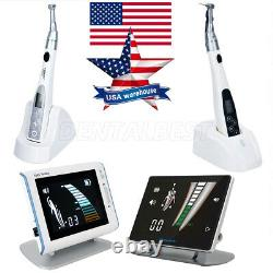 161 LED Dental Wireless Endo Motor Endodontic Treatment Handpiece Apex Locator