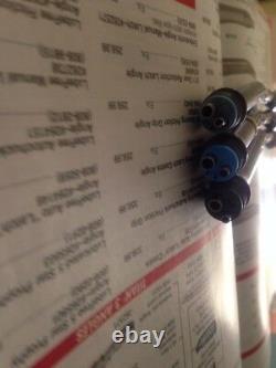 3 STAR 430K NON FIBER OPTIC DENTAL HIGH SPEED 4-HOLE HANDPIECES 30 Day Warranty