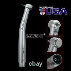 5 X NSK PANA MAX Style Dental E-generator LED 3 Way High Speed handpiece 2 Holes