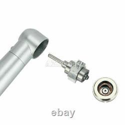 5packs Dental E-generator LED Standard High Speed Handpiece Push Button 2 Hole