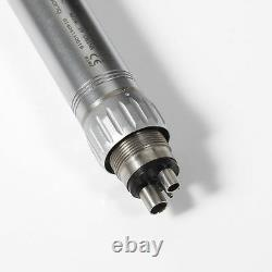5x Self Light E-generator LED Dental High Speed Handpiece + 4Hole Coupler Swivel