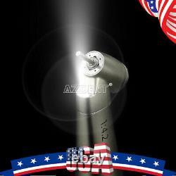 AZDENT Dental 14.2 45 Degree Fiber Optic Contra Angle Surgical Handpiece