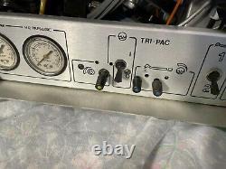Adec Handpiece Lot + 3413 Tri-Pac Portable Dental Unit