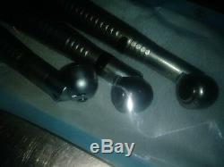 Brasseler NSK NL-45T Fiber Optic Dental Surgical Handpieces lot of 3