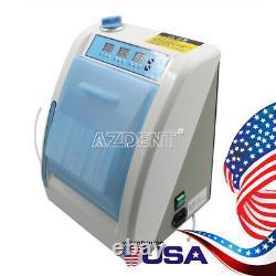 Dental Automatic Handpiece Lubrication System Maintenance Oil Lubricator UPS