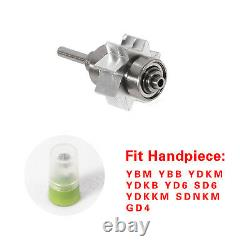 Dental Cartridge Turbine Rotor For Yabangbang LED Optic E-generator Handpiece
