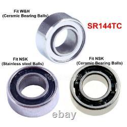 Dental Ceramic/Stainless Steel Balls Bearings SR144TC fit for NSK WH Handpiece