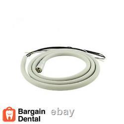Dental EZ Tube Hose Tubing 6 Hole Fit Fiber Optic LED High Speed Handpiece