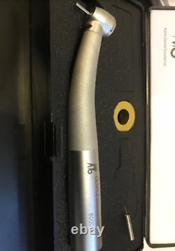 Dental High Speed Handpiece Fiber Optic Kavo 8000B (3 Handpieces) + X205 Motor