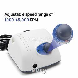Dental Lab Strong 210/105L Polishing Micro Motor 45000rpm High Speed Handpiece