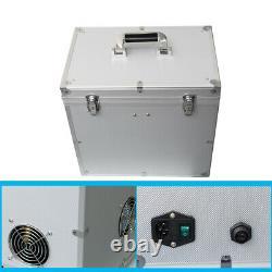 Dental Portable Delivery Mobile Unit Siutcase Suction Air Compressor Handpiece