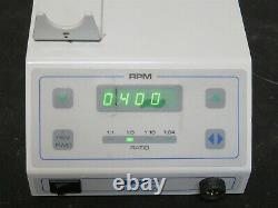 Dentsply Aseptico AEU-17B Endodontic Motor Dental Foot Pedal