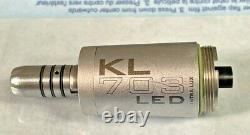 KaVo KL 703 LED KL703 INTRA LUX Dental Electric Hand-Piece Motor Attachment