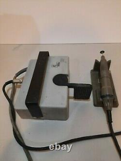 Kavo EWL K11 Dental Lab Handpiece with Foot Switch Controler