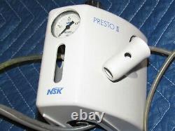 NSK Presto II Highspeed Dental Handpiece Dental Lab