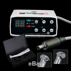 NSK Style Dental Brushless LED Electric Micro Motor 15 Increasing Handpiece NEW