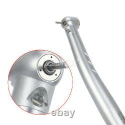 NSK Style Dental E-Generator LED High Speed Handpiece 2 Hole Fiber Optic Turbine