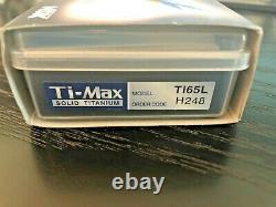 NSK Ti-Max Ti65L with Light Dental Handpiece