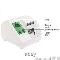 New Dental Digital High Speed HL-AH Amalgamator Amalgam Capsule Mixer G6 Machine