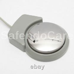 Portable Dental Teeth Air Turbine Unit Syringe & 2 High Speed Handpiece 4Hole UK