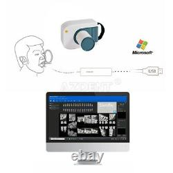 Sensor de rayos X digital dental RVG Sistema de imágenes intraorales Tamaño 1.5