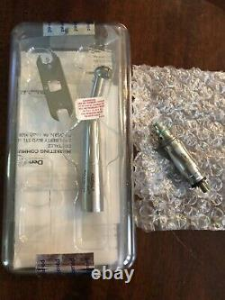 Star Dental 430 LubeFree High-Speed Handpiece & Coupler