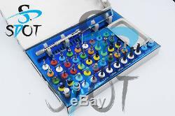 Universal-Dental-Implant-Kit-Bone-Expander-Compression-Conical-Drills-CE 50 PCs