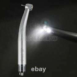 1-10 Yabangbang Haute Vitesse Dentaire Fibre Optique E-générateur Led Pièce À Main 2 / 4hole