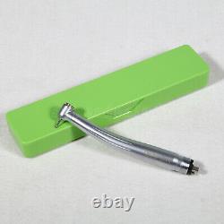 10usa Sandent Nsk Style Dentaire Haute Vitesse / Rapide Bouton-poussoir 4 Trou M4