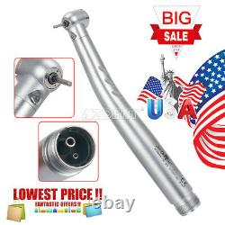 10x Nsk Style Dental Led E-generator High Speed Handpiece 2hole 3 Spray Push