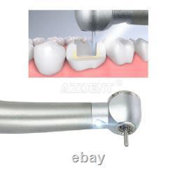 10x Nsk Style Pana Max Dental E-generator Led Haute Vitesse Pièce À Main 2 Trous 4 Way