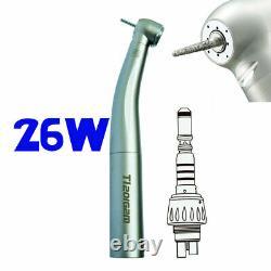 26w Titan Dental Haute Vitesse Fibre Optique Handpiece Pour Kavo Multiflex Coupler