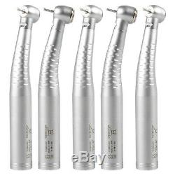 5 Led Fibre Optique Turbine Dentaire Pièce À Main Pour Adapter Kavo Multiflex Lux Coupleur 4 / 6h