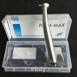 5 X Dental Led Fibre Optic Haute Vitesse Push Bouton Egenerator 4 Trou