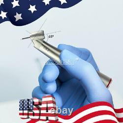 Azdent Dental 14.2 45 Degree Fibre Optic Contra Angle Pièce À Main Chirurgicale