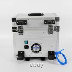 Boîtier Portable D'unité De Livraison Dentaire + Compresseur Tube À Grande Vitesse Handpiece 4h