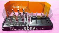 Burs Dental Osseodensification Bur Kit Fores High Speed Polishing Diamond
