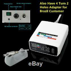 Cigale Nl400 Brushless Dentaire Moteur Électrique Pour 15 11 Handpiece Contra Angle