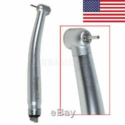 De Vente USA Nsk Style Dentaire Handpiece À Grande Vitesse Bouton Poussoir 4 Trous Clean Head