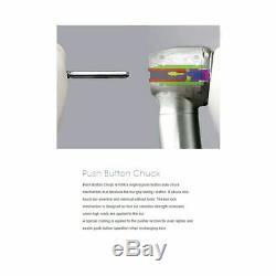 Dentaire Nsk-max Turbine Pana Drill Handpiece À Grande Vitesse Bouton Poussoir 4 Trous