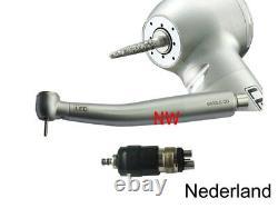 Dental High Speed Led E-generator 4 Vaporisateur D'eau Fit Nsk Dynaled Lg Qd M4