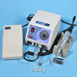 Dental Lab Micromoteur Marathon N7 35k RPM Moteur Droit Contra Angle Handpiece