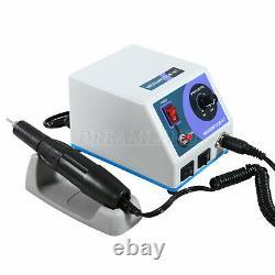 Dental Lab Polishing Polisher Marathon N7 Micro Motor + 35k RPM Handpiece Royaume-uni