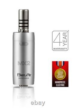 Dental Motor Micromotor Mx2 Led Best 2017 Electric Handpiece Award Par Bien Air