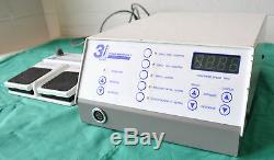 Du300 Implant Innovations 3i Haute Vitesse Dentaire Drill System Console / Footswitch